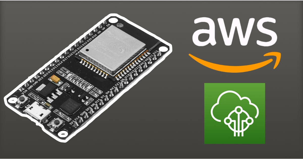 Connect ESP32 to AWS IoT (with Arduino code) | Savjee be