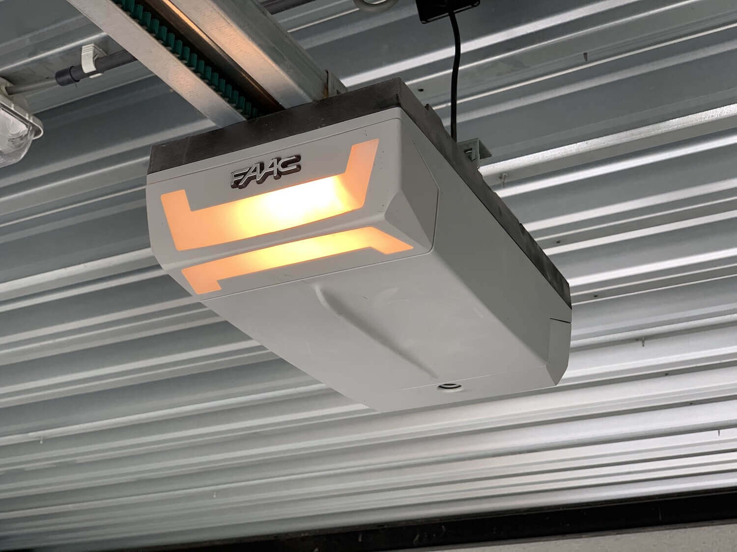 FAAC Garage Door Opener